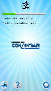 ConZentrate: Om Meditation- screenshot thumbnail