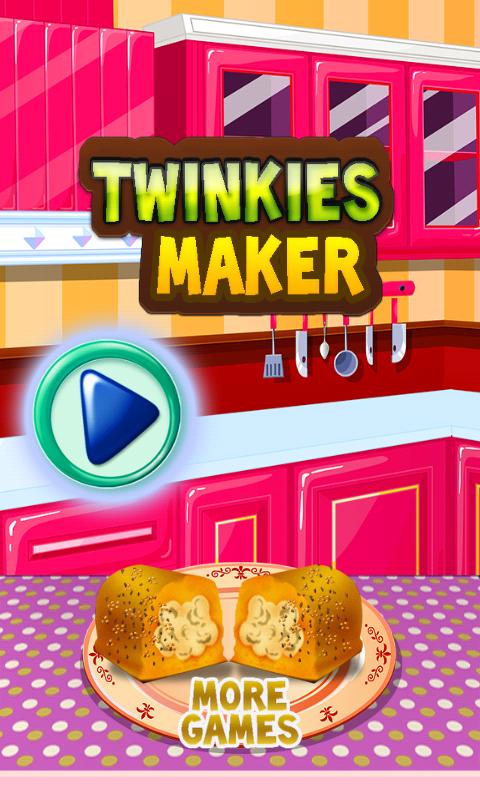 Twinkies-Maker-Crazy-Cooking 24