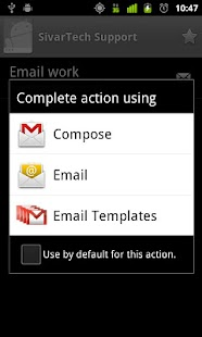 Email Templates - screenshot thumbnail