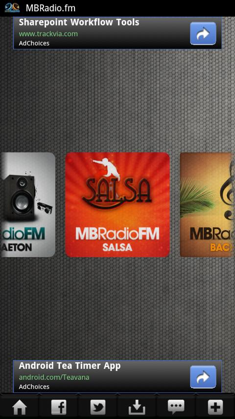 Reggaeton Radio 24/7 - screenshot