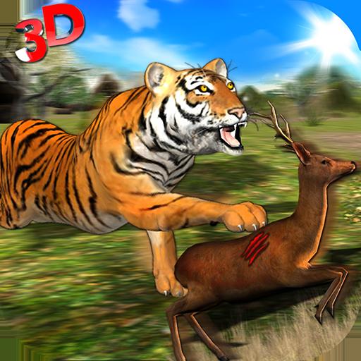 Wild Tiger Jungle Hunt 3D