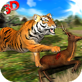 Wild Tiger Jungle Hunt 3D 1.7 icon