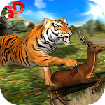 Wild Tiger Jungle Hunt 3D 1.7 Apk