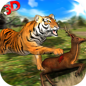 Wild Tiger Jungle Hunt 3D for PC and MAC