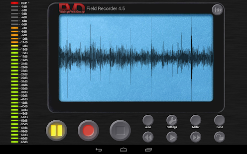 Field Recorder - screenshot thumbnail