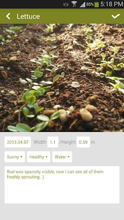 Garden Manager : Plant Alarm 1.7.8 screenshot 257004