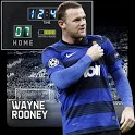 Wayne Rooney HD Live Wallpaper icon