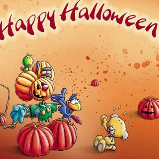 Halloween Happy Wallpaper