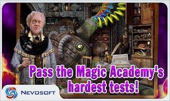 Screenshot of Magic Academy: hidden castle.