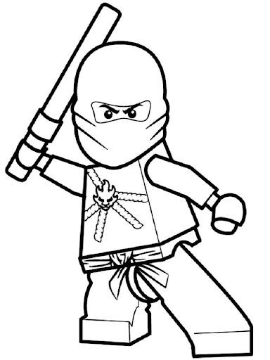 Kids Paint Ninja