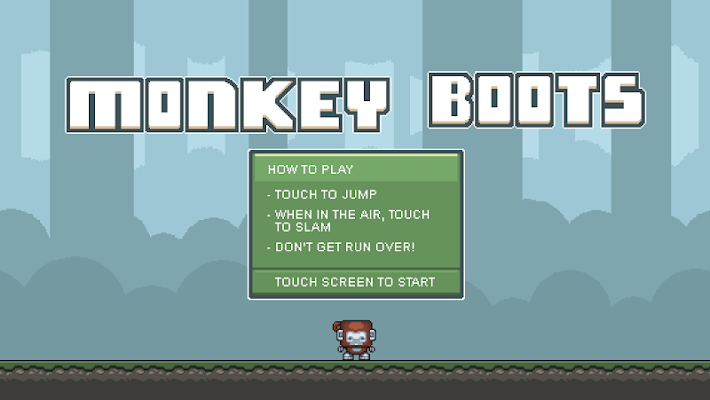 Monkey Boots - screenshot