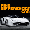 Find Differences - Car icon