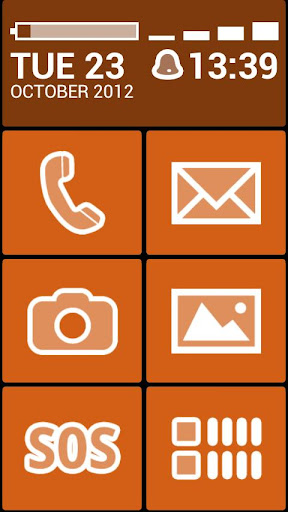 BL Orange Theme