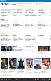 O POVO Online - Tablet- screenshot thumbnail