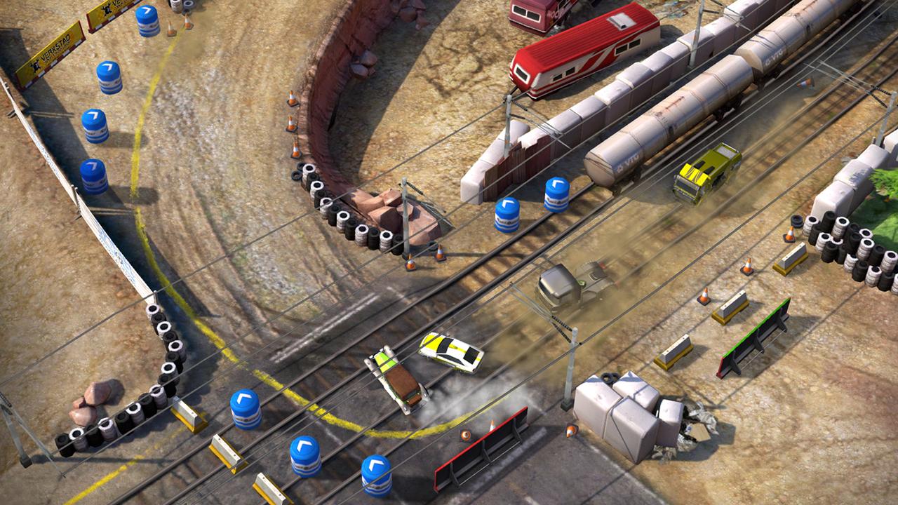Reckless Racing 3 screenshot #3