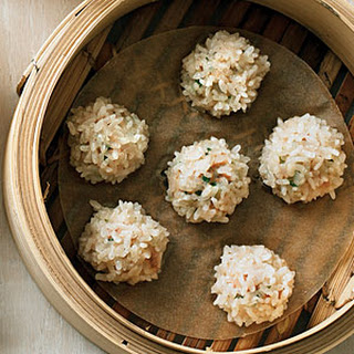 Spicy Rice Balls.