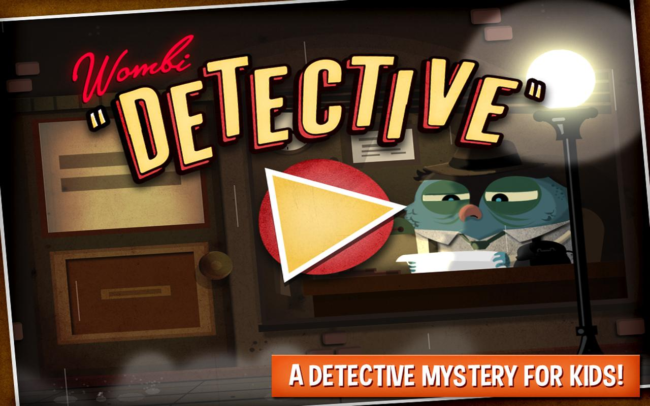 Wombi Detective - screenshot