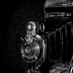 ... by Daniel Gaudin - Artistic Objects Technology Objects ( old, ancient, art, camera, photography,  )