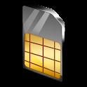 SIM Info icon