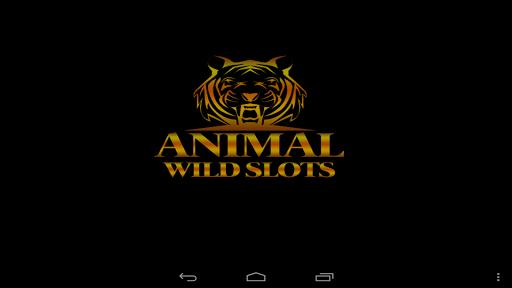 動物野生老虎機賭場
