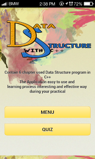 Data Structure with C++