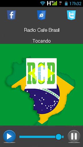 Rádio Café Brasil Músicas MPB