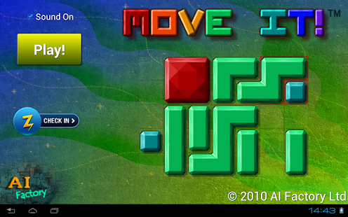 Move it Free - Block puzzle