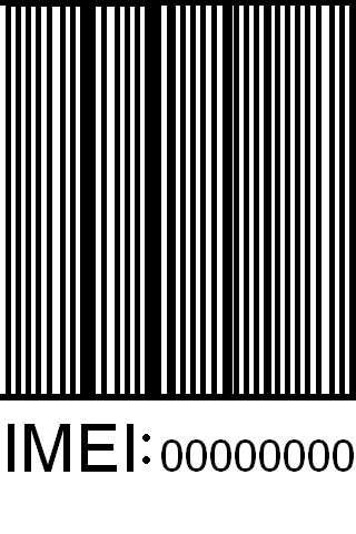 IMEI Number - screenshot