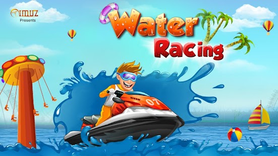Water Racing- screenshot thumbnail