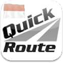 Quick Route Indonesia icon