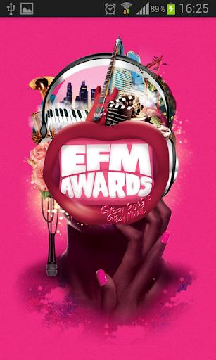 EFM Awards