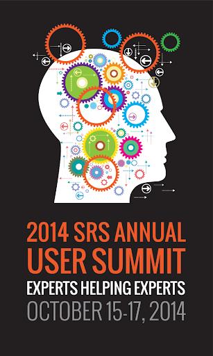 SRS User Summit 2015