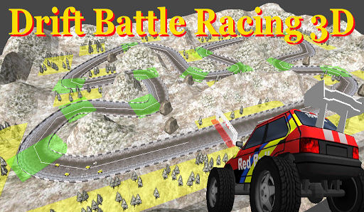 Drift Battle Racing 3D