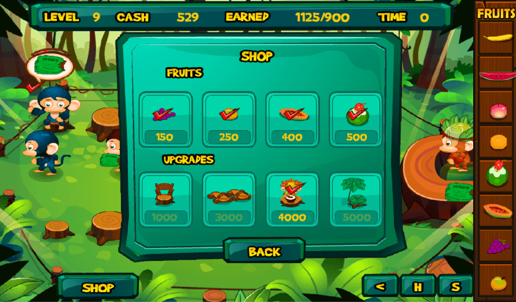 Jungle Cafe- screenshot