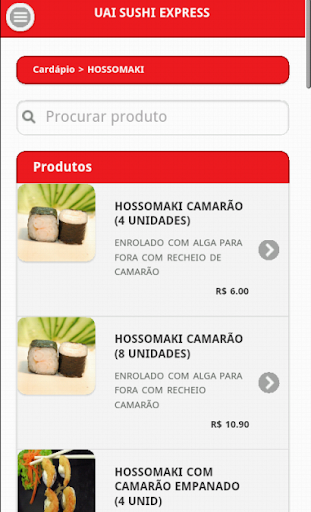 【免費購物App】Uai Sushi Express-APP點子