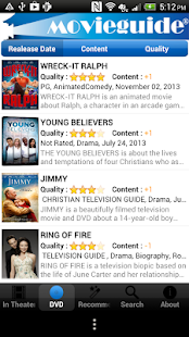 Movieguide 2.0- screenshot thumbnail