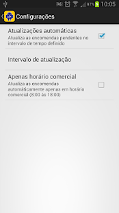 Rastreio Correios - screenshot thumbnail