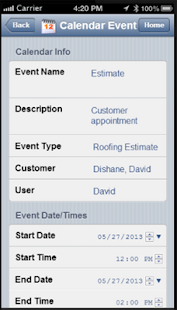 Roofing Estimator Pro Mobile- screenshot thumbnail