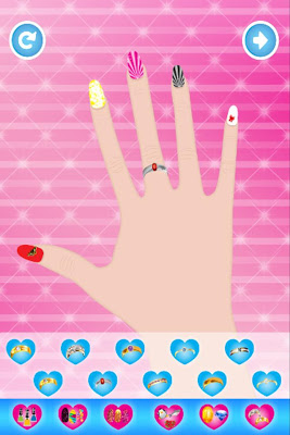 Princess Nail Art Design Salon - screenshot