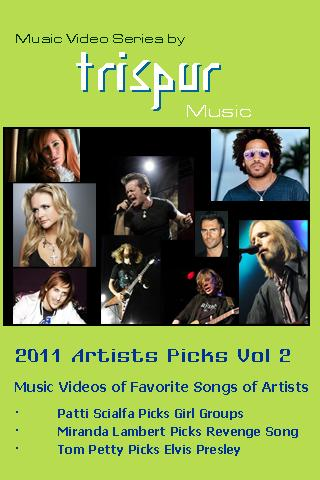 Trispur Music Artist Picks V.2 - screenshot