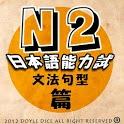 日語n2 二級能力試文法句型篇 icon