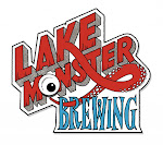 Logo for Lake Monster Brewing