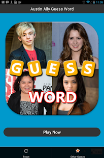 Aussly Guess Word Game