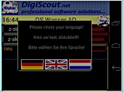 DigiScout Wasser AD