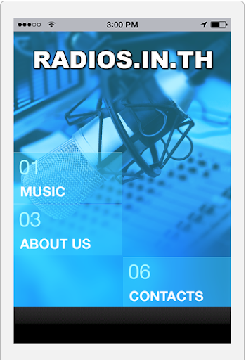 Radios in Thailand