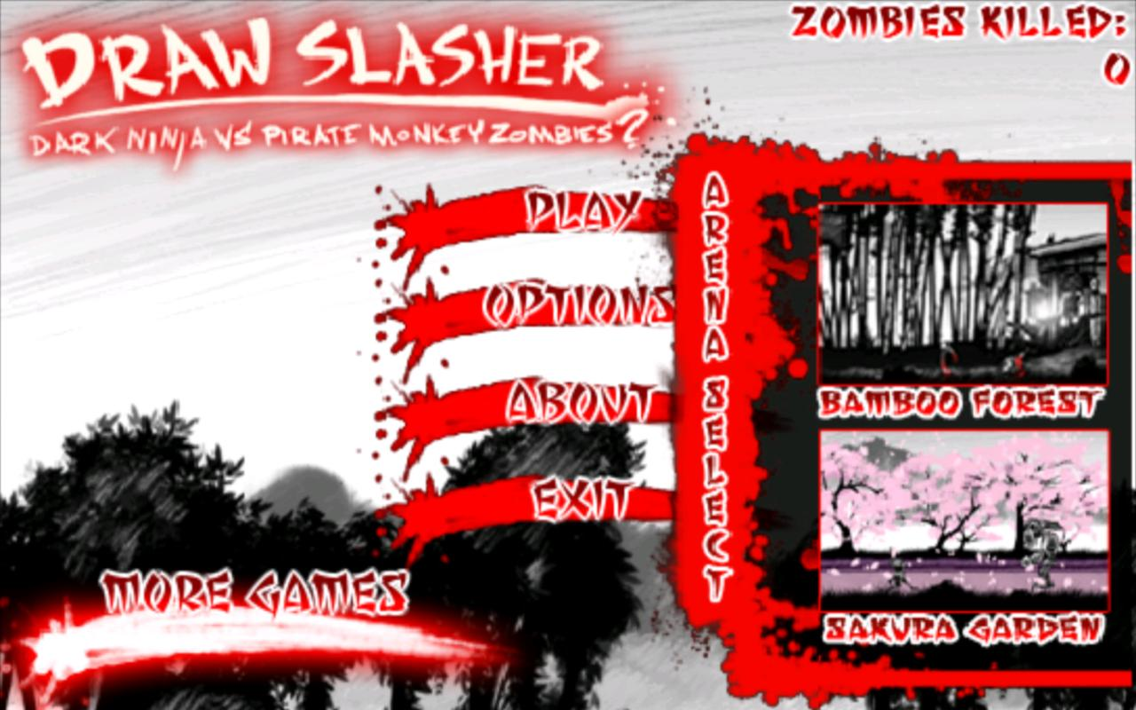 Draw Slasher- screenshot