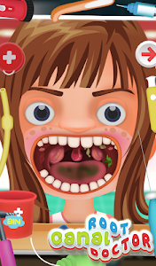 Root Canal Doctor - Kids Game v25.0.0