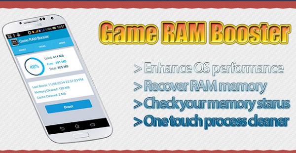 玩免費工具APP 下載Game RAM Booster app不用錢 硬是要APP