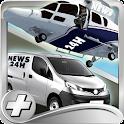 News Reporter Simulation Drive icon