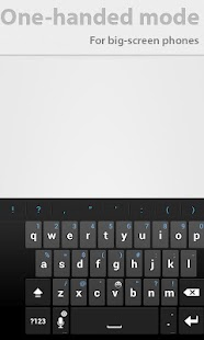 Thumb Keyboard Screenshot 7